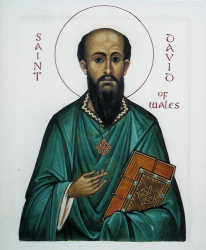 Wales-facts-St-David-of-Wales